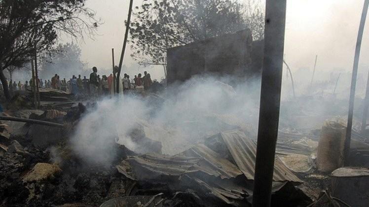 مقتل 10 أشخاص بتفجير نفذته انتحارية في تشاد