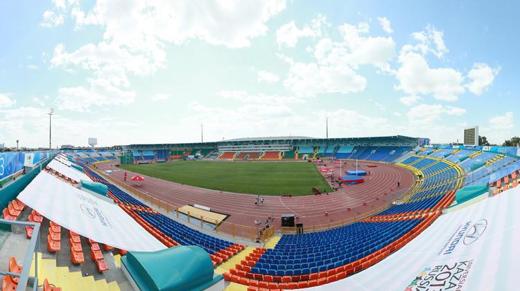 قازان تستضيف بطولة العالم للألعاب المائية في ملعب مونديال 2018
