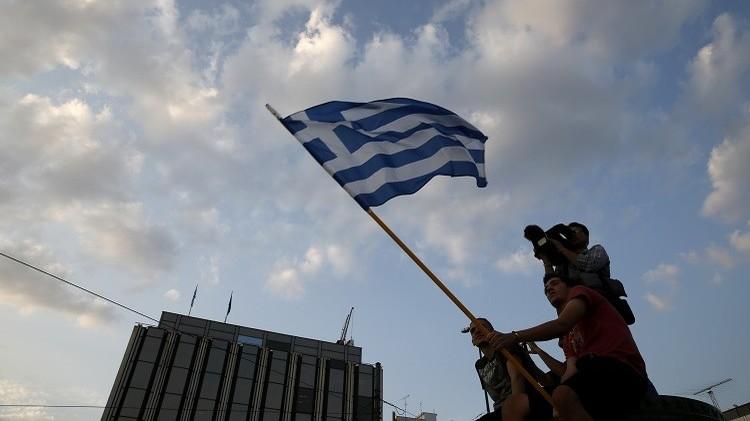 برلين تقترح خروج اليونان من منطقة اليورو مؤقتا