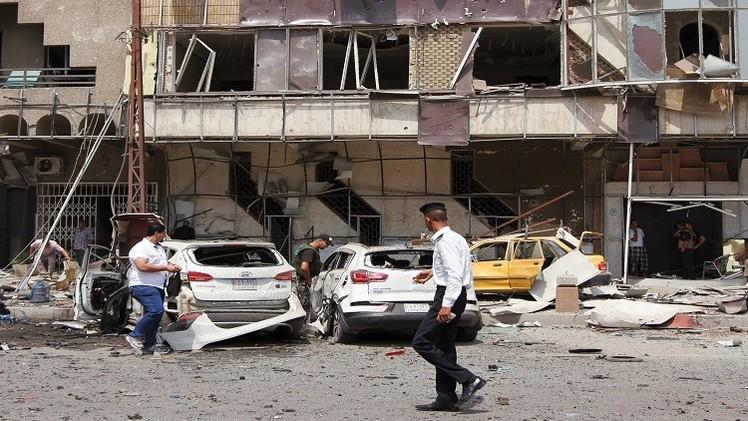 القوات العراقية تتقدم في الأنبار  على حساب