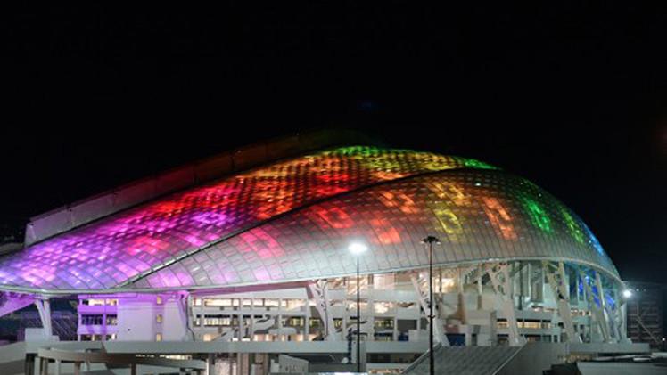 تحضيرات ملعب فيشت الأولمبي لمونديال 2018 تسير وفق الجدول الزمني المخطط