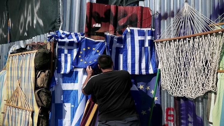 أصداء إيجابية على مستوى الشارع والأحزاب اليونانية بعد إعلان الاتفاق