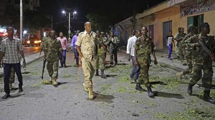 مقتل 4 جنود صوماليين في هجوم لحركة