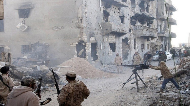 مقتل 7 أشخاص بمدينة بنغازي الليبية