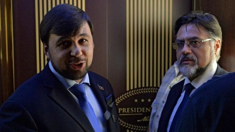 لوغانسك ودونيتسك تطالبان بتكريسالنظام الخاص لدونباس في الدستور الأوكراني