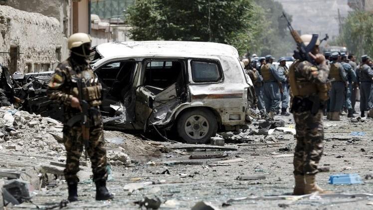 انفجاران يهزان العاصمة الأفغانية كابل