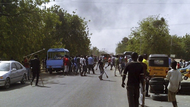 4 قتلى في هجوم انتحاري بنيجيريا