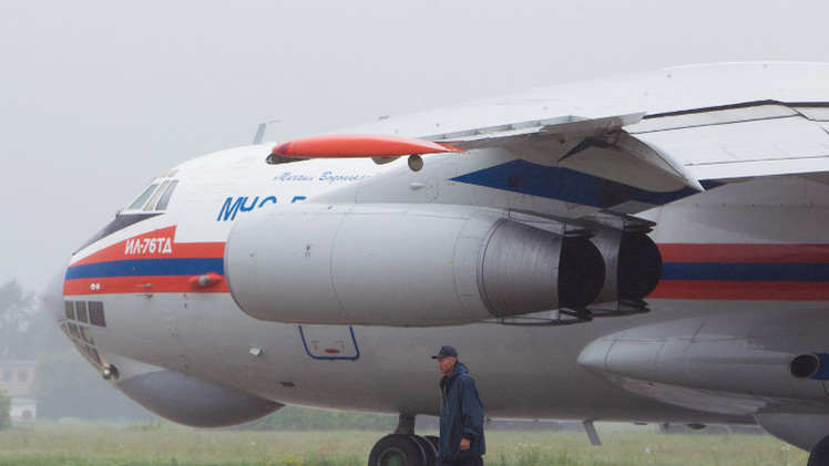 روسيا ترسل طائرتي مساعدات إنسانية إلى اليمن