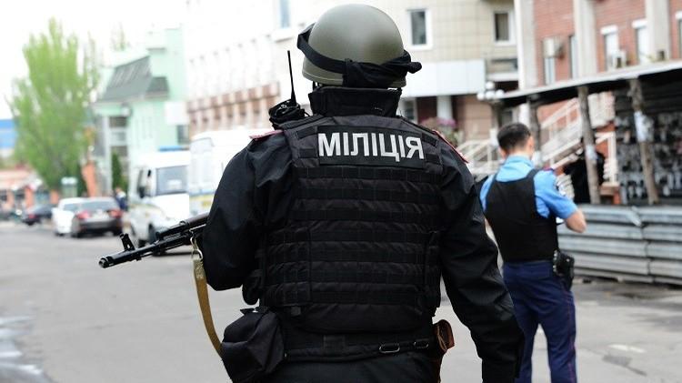 إصابة شرطيين بتفجيرين في لفوف غرب أوكرانيا
