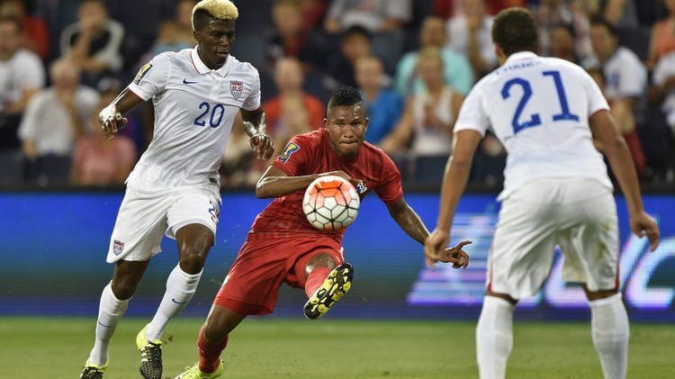 هايتي تلحق بالولايات المتحدة إلى ربع نهائي الكأس الذهبية