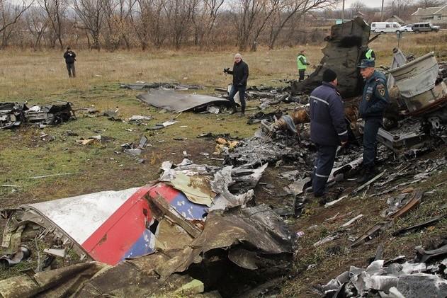 موسكو: فكرة إنشاء محكمة دولية خاصة بإسقاط الطائرة الماليزية في أوكرانيا هدامة