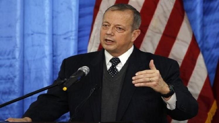 واشنطن تعارض إقامة كيان كردي شمال سوريا