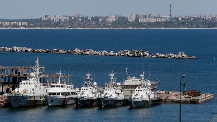مستشارو الناتو يبحثون في أوديسا استعادة قدرات القوات البحرية الأوكرانية