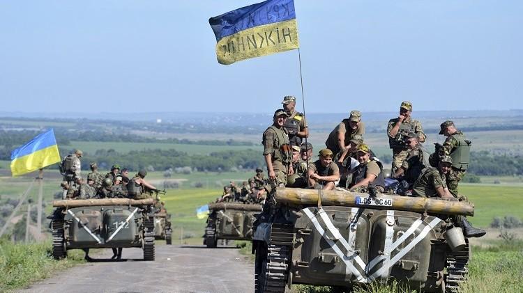 مقتل 8 عسكريين ومدنيفي منطقة النزاع شرق أوكرانيا