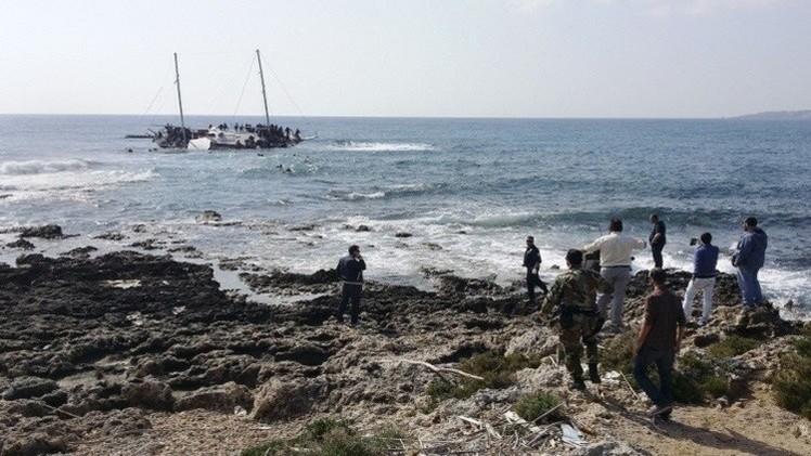 خفر السواحل ينقذ 2700 مهاجر جنوب إيطاليا
