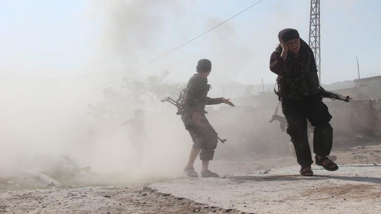 سوريا.. اشتباكات عنيفة في محيط كفريا والفوعة بريف إدلب