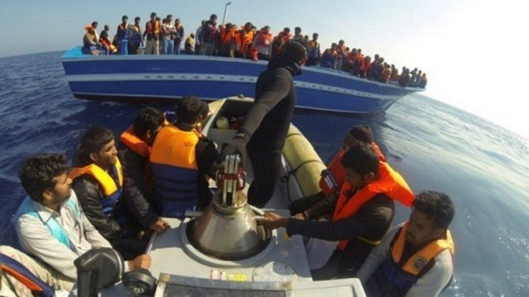 غرق 6 مهاجرين سوريين ونجاة 10 قبالة السواحل التركية
