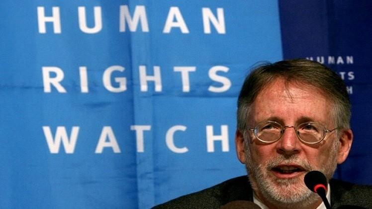 هيومن رايتس: محاكمة المتهمين في قضية
