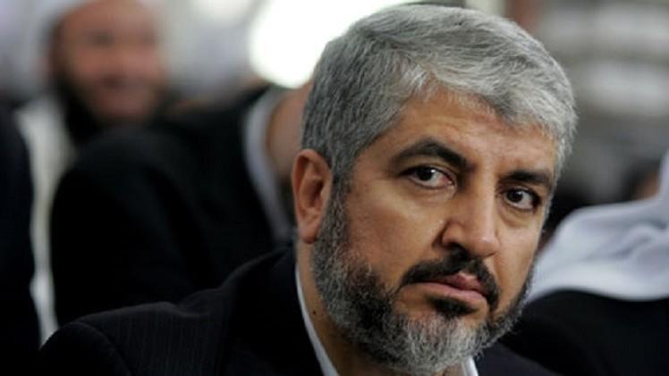 خالد مشعل يصل الرياض للقاء مسؤولين بعد انقطاع دام  3 سنوات