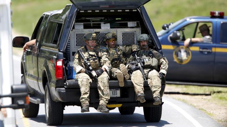 منفذ الهجوم على عناصر البحرية الأميركية في ولاية تينسي أردني الجنسية
