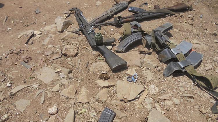 مقتل العشرات من مسلحي حركة الشباب في الصومال