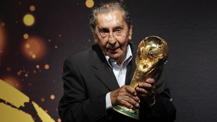 وفاة بطل مونديال 1950 جيجيا قاهر البرازيل