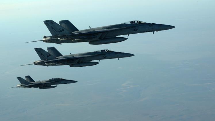 بريطانيا تعترف بمشاركة طياريها في قصف سوريا