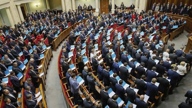 الرادا يخصص أموالا إضافية لاستمرار العملية العسكرية في دونباس
