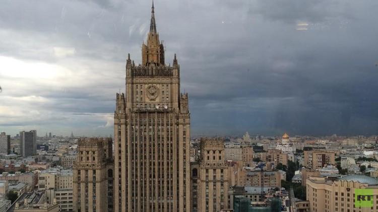 موسكو تعد بالرد على إبعاد أوكرانيا القائم بأعمال القنصل الروسي في أوديسا