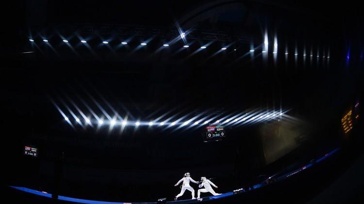 روسيا بطلة للعالم بالمبارزة