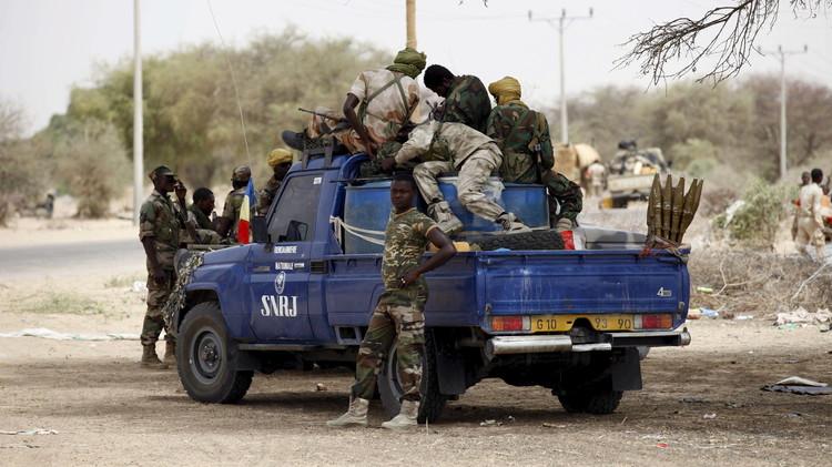 مقتل نحو 20 مسلحا من بوكو حرام في هجوم على الجيش التشادي