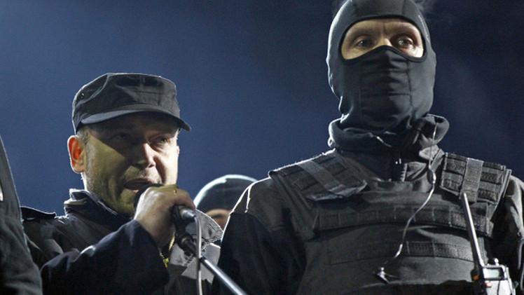 أوكرانيا.. زعيم