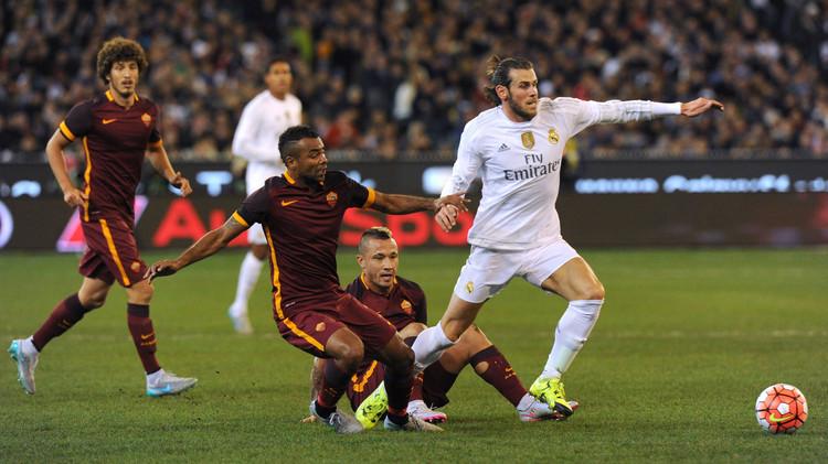 ريال مدريد يسقط في أول اختبار مع بينيتيز أمام ذئاب روما