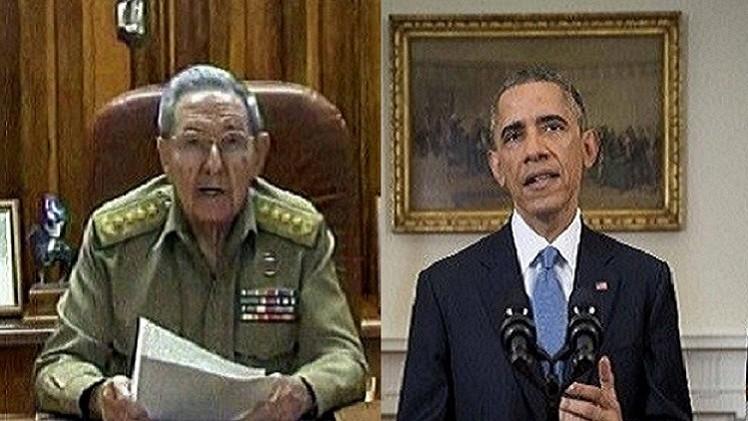 واشنطن وهافانا تتبادلان السفارات بعد قطيعة نصف قرن