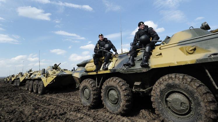 الدفاع الروسية: انتهاء التدريبات في المنطقة العسكرية الجنوبية