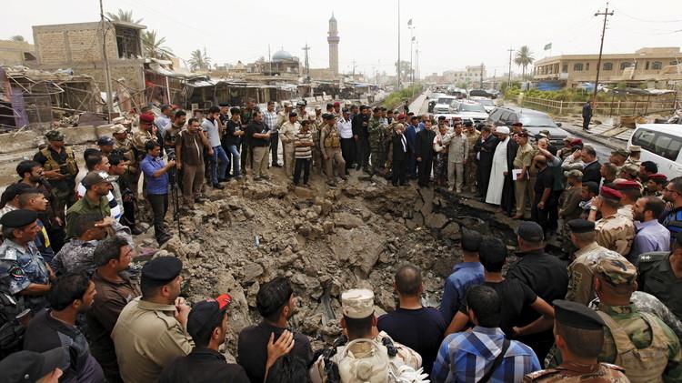 استنكار دولي للهجوم الدموي على بلدة خان بني سعد العراقية