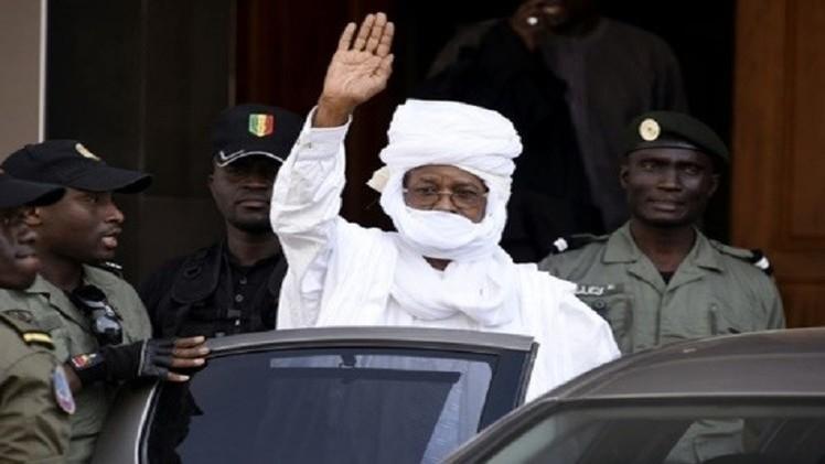 محاكمة  تاريخية لرئيس تشاد السابق  في السنغال