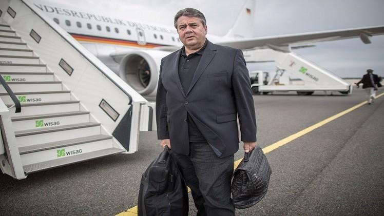 وزير الاقتصاد الألماني يصل طهران على رأس وفد من رجال الأعمال