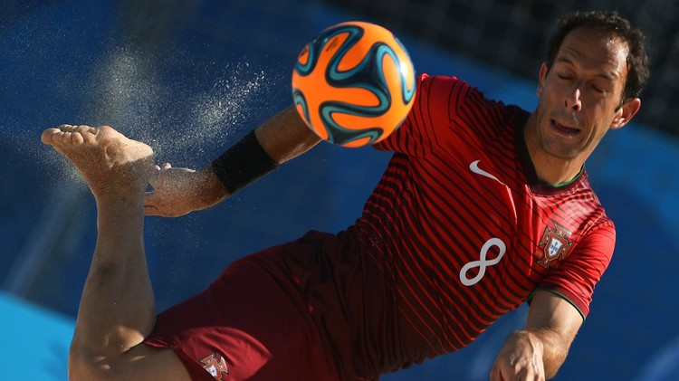 البرتغال تجرد روسيا من لقب بطلة العالم لكرة القدم الشاطئية