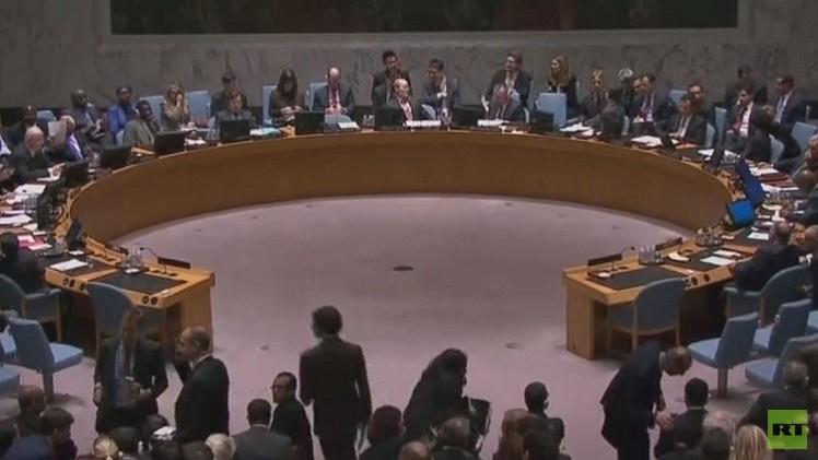 مجلس الأمن الدولي يصوت على إقرار الاتفاق النووي مع إيران