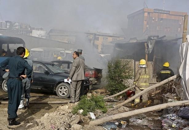 مقتل 14 عسكريا أفغانيا بغارة لحوامات أمريكية في ولاية لوغار