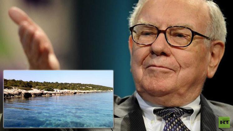جزيرة يونانية أخرى تباع مقابل 15 مليون يورو