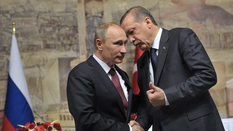 بوتين يدين العمل الإرهابي في مدينة سروج التركية