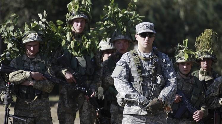 موسكو تحذر الناتو من تبعات تدريباته في أوكرانيا