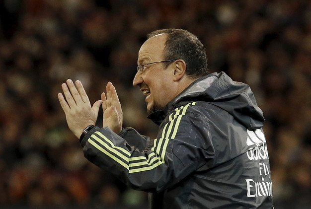 قاعدة العشرة أمتار في دفاعات ريال مدريد