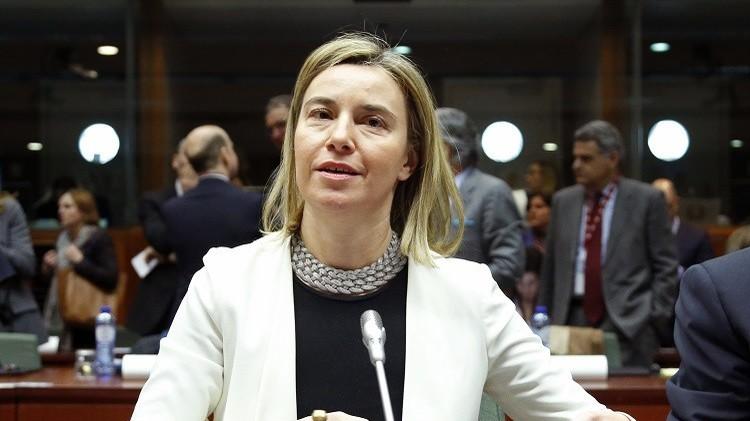 الاتحاد الأوروبي يدعو إلى إقامة دولة فلسطينية مستقلة وديمقراطية