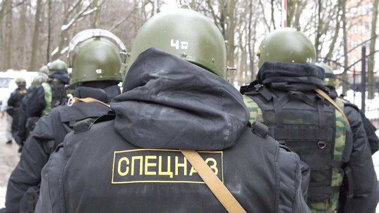 هيئة الأمن الروسية تضبط كميات كبيرة من الأسلحة المهربة