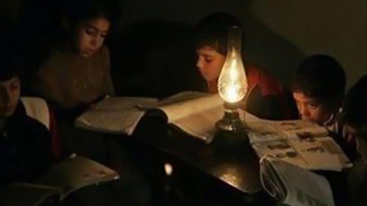 توقف محطة الكهرباء الوحيدة في غزة بسبب الضرائب