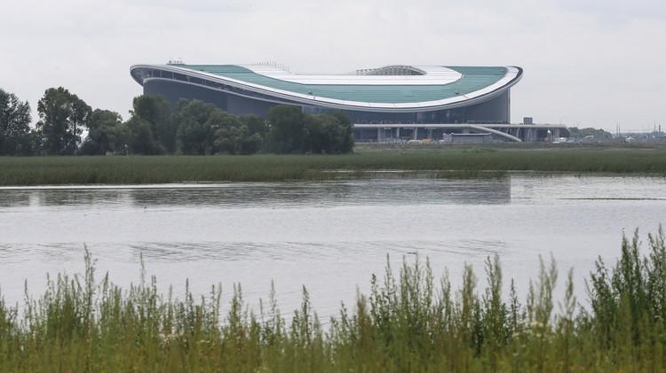 قازان تفتح أبوابها لبطولة العالم للألعاب المائية