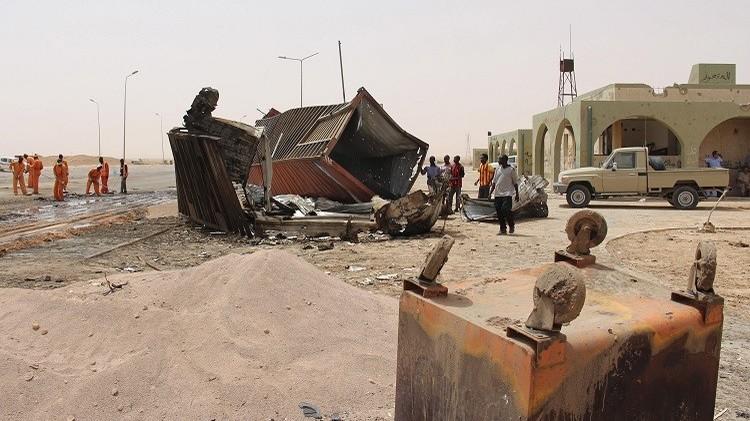 مقتل نحو 40 شخصا في اشتباكات جنوب ليبيا